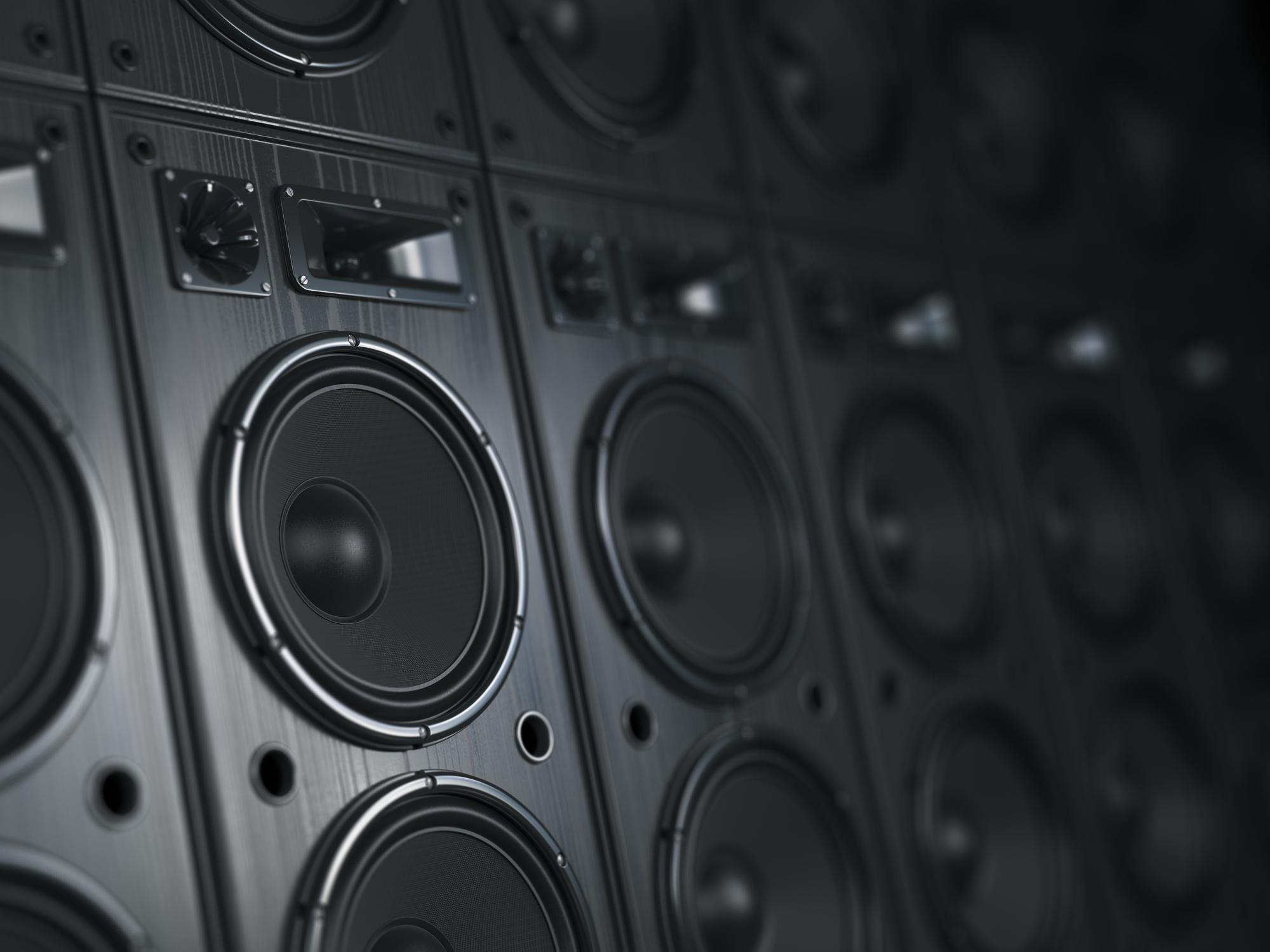 Hvem kan bruge et lydsystem?